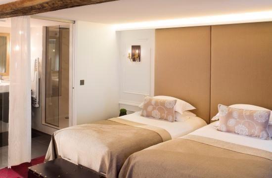 Hôtel Molière – Deluxe Double Room